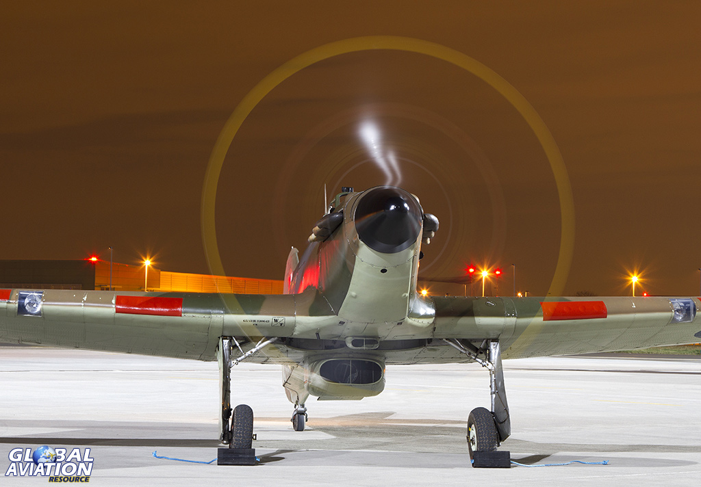 Aviation Event Review – Northolt Nightshoot XIV – March 2013