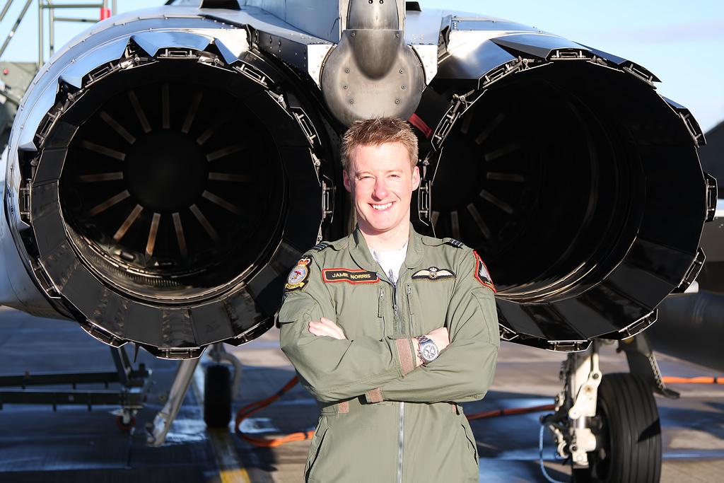 Aviation Video – Typhoon at Throckmorton Air Show