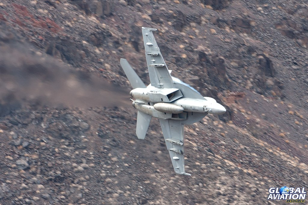 BlogGAR – Paul Filmer – Low-Level in Death Valley