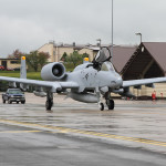 Aviation News – Final four 81st FS A-10s leave Spangdahlem Air Base and USAFE