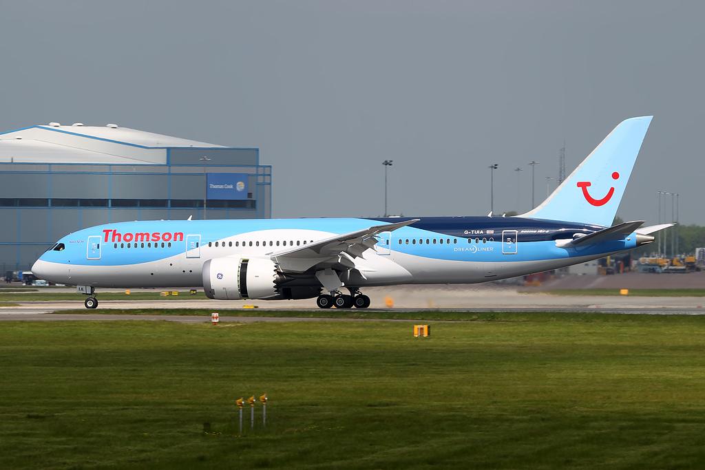 Aviation News – Thomson Airways Boeing 787 Dreamliner Deliveries (Update: 05/06/2013)