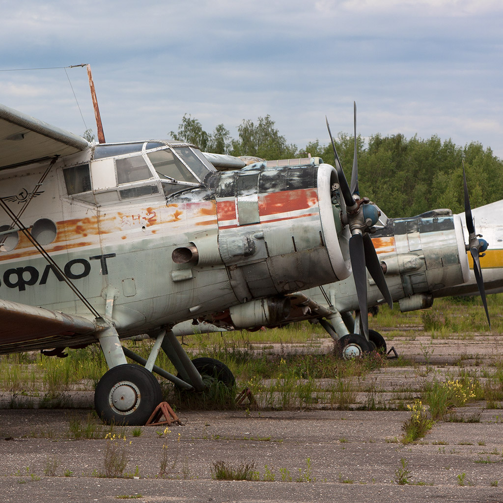 Aviation Feature – Russia: Siberia Revisited – Part 11, Omsk and Yegoryevsk