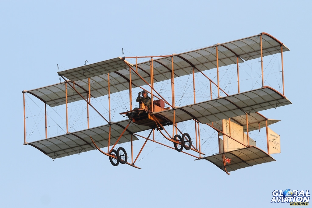 Airshow Review – Shuttleworth Evening Flying Display 06/07/13
