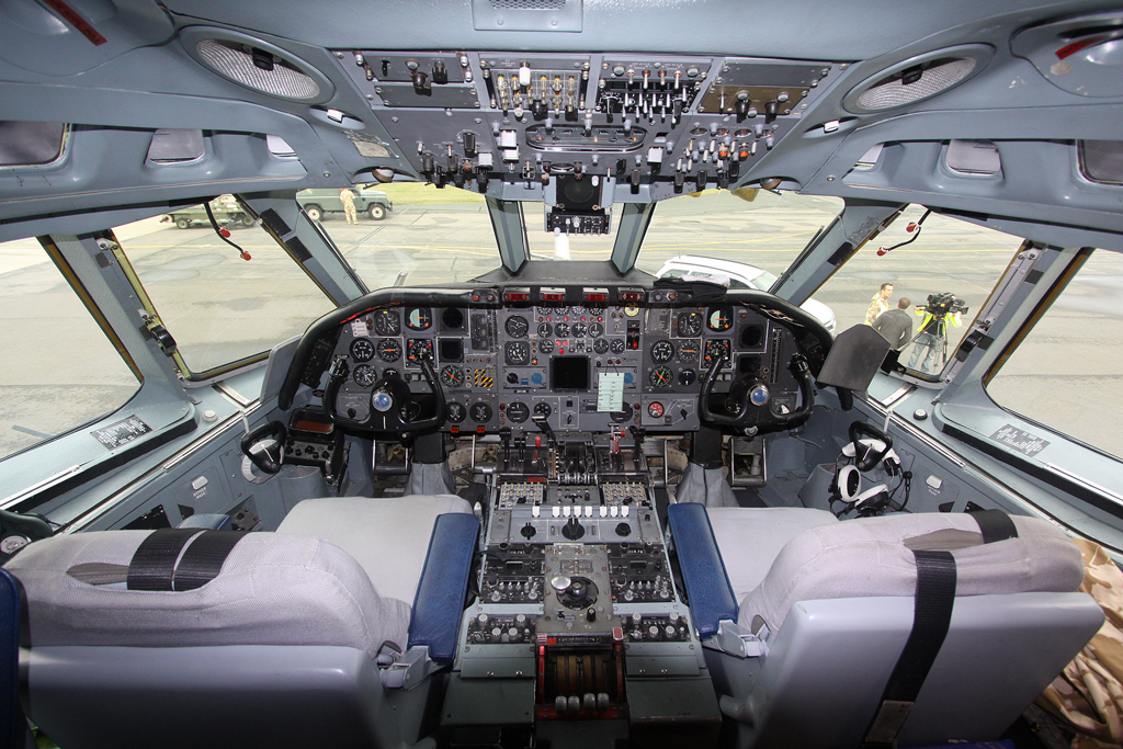 Aviation News – Ex-RAF Vickers VC10 K3 ZA148 Joins Classic Air Force Collection