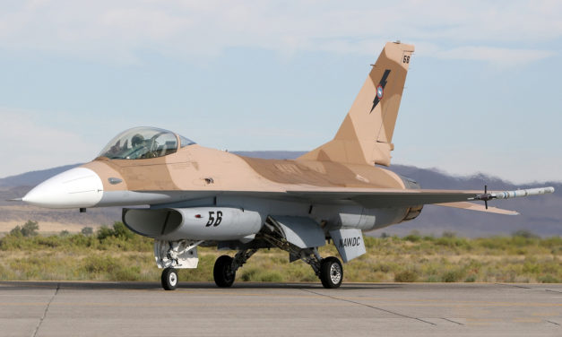 Military Aviation – NAS Fallon Part One – The Naval Aviation Warfighting Development Center (NAWDC)