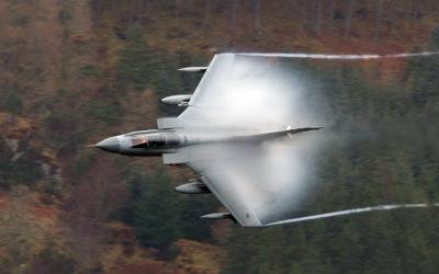 Farewell Tornado – Tornado on-camera