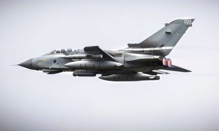 Exercise Frisian Flag 2017 – RAF Tornados exercise hard with their NATO allies