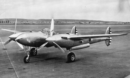 Aviation Feature – Lockheed P-38 Lightning 75th anniversary