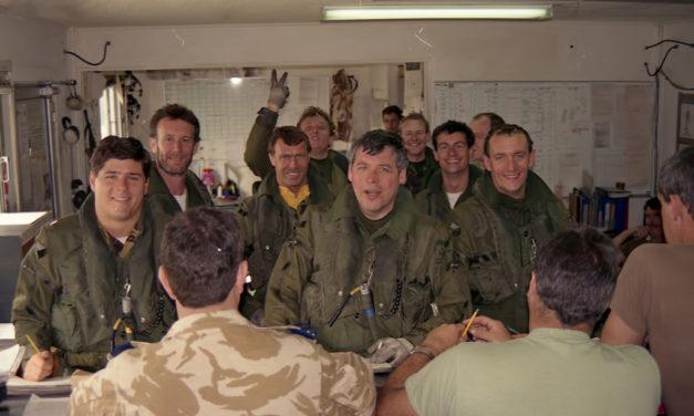 Farewell Tornado – Tornado GR.1 Gulf War 1 (Part 1)