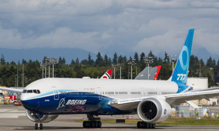 Aviation News – Boeing 777X Starts Taxi Trials