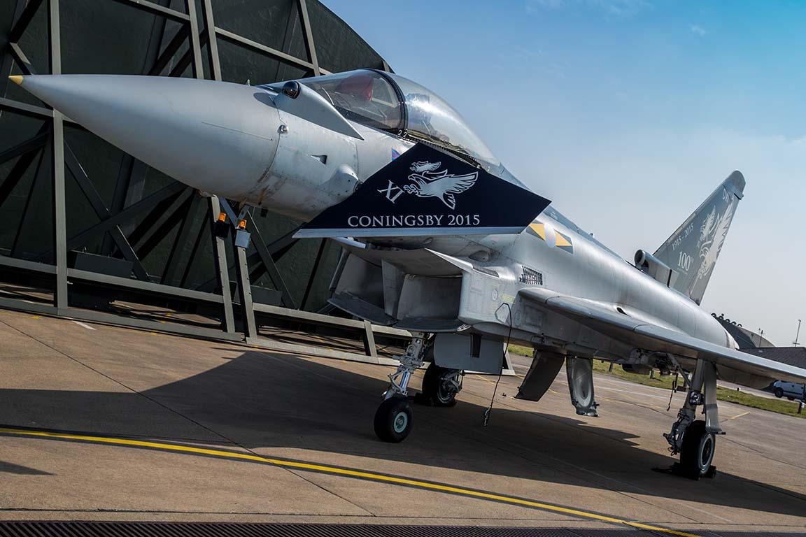 © Crown Copyright - RAF Coningsby