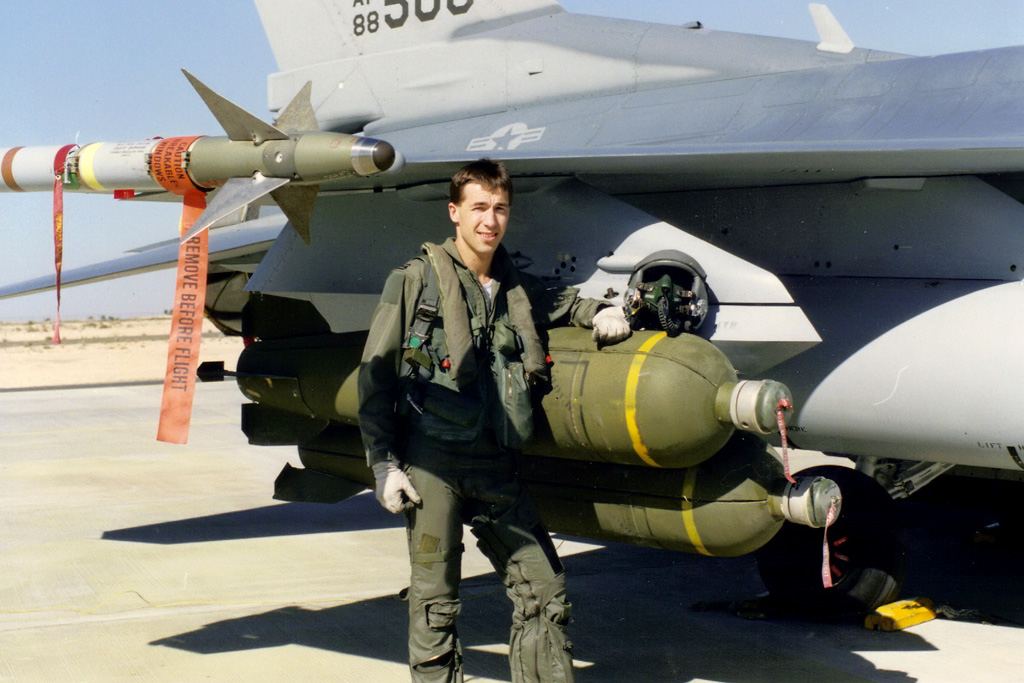 F-16 at 40 – Pt.8 – Going to War: A Pilot's Story