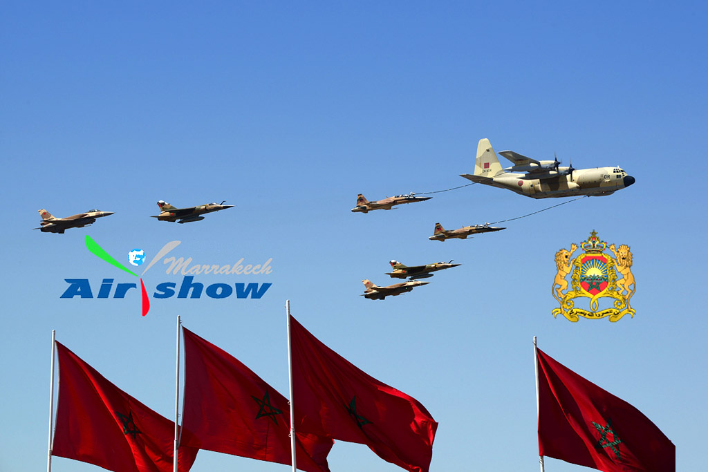 Airshow Review – Marrakech Airshow 2014