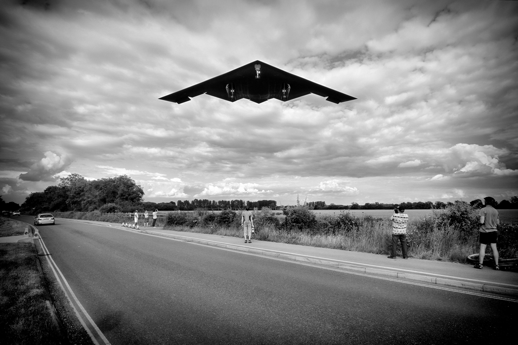 Exercises and Deployments:  RAF Fairford's Bombers – June 2014