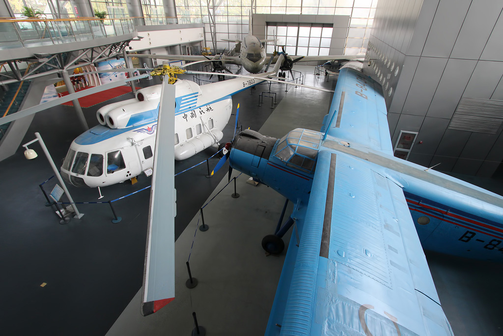 Aviation Museum – China Civil Aviation Museum, Xie Dao, Beijing