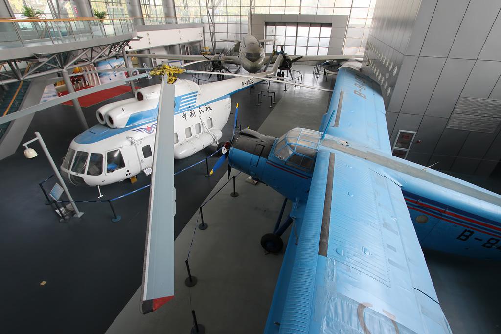 Aviation Museum – China Civil Aviation Museum, Xie Dao, Beijing