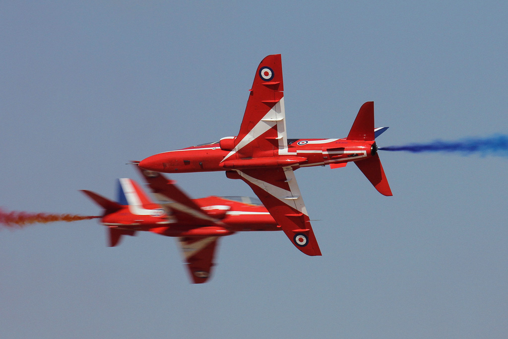 BlogGAR – Karl Drage – The Red Arrows at Al Ain 2013