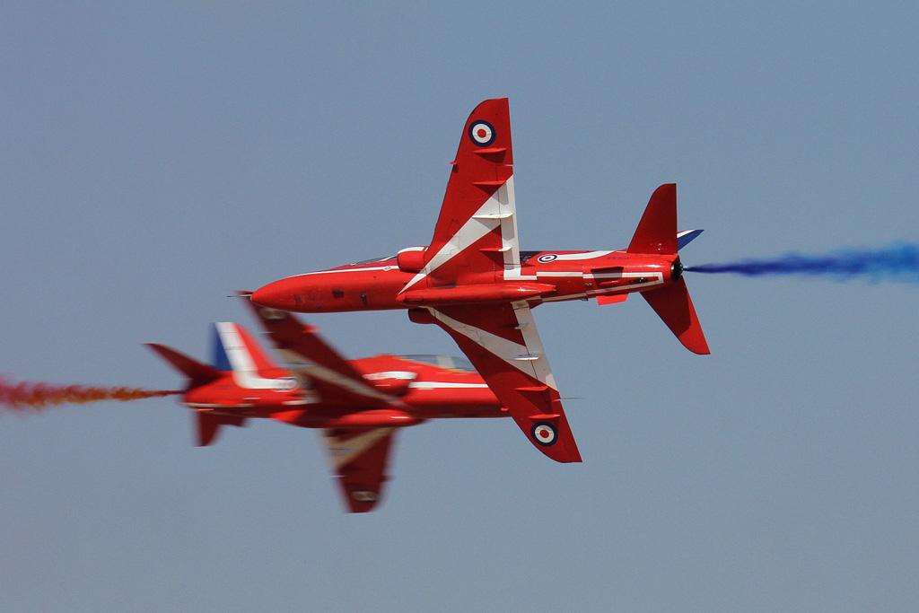 BlogGAR – Karl Drage – The Red Arrows at Al Ain 2013