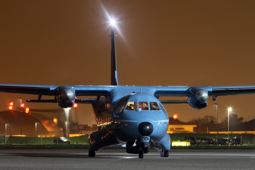 Aviation Event Review – RAF Northolt Night Photoshoot XVI