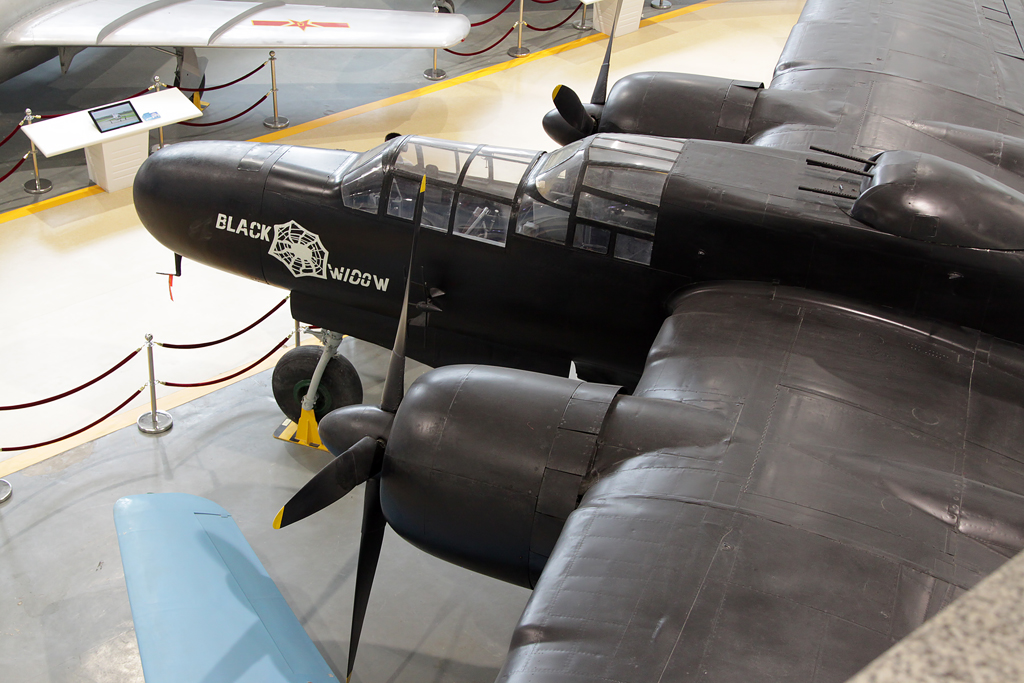 Aviation Museum – Beijing Air & Space Museum, Beihang University