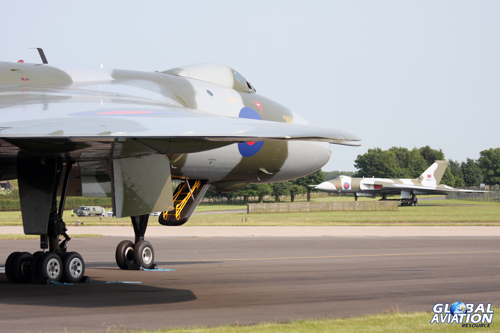 There will actually be four Avro aircraft at Waddington on Thursday © Gareth Stringer www.globalaviationresource.com