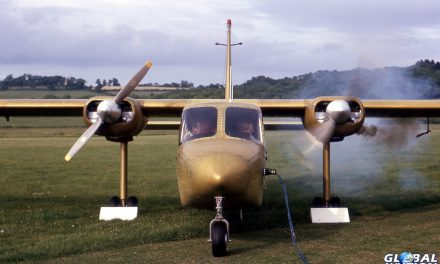 Aviation History – Britten-Norman Islander 50th Anniversary