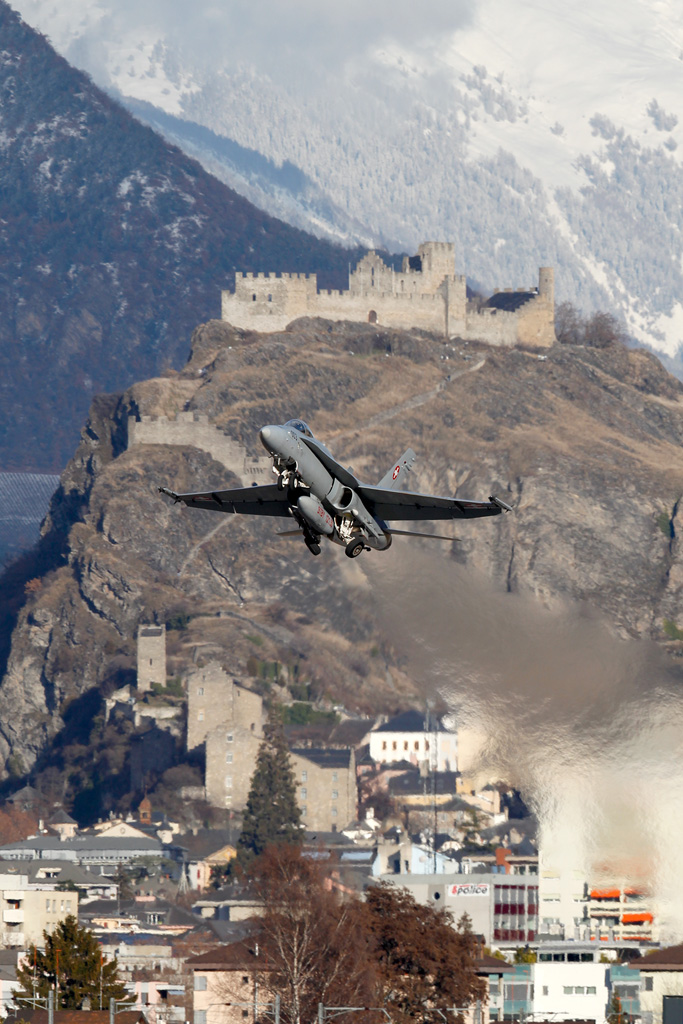 BlogGAR – Steve Comber – Operation Daedalus 2014 – Sion Air Base