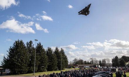 Farewell Tornado – Disbandment parade and the final flight