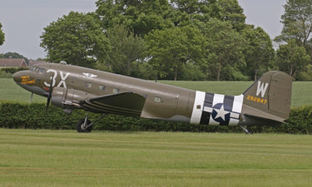 Aviation History & Nostalgia – D-Day 75th commemorations