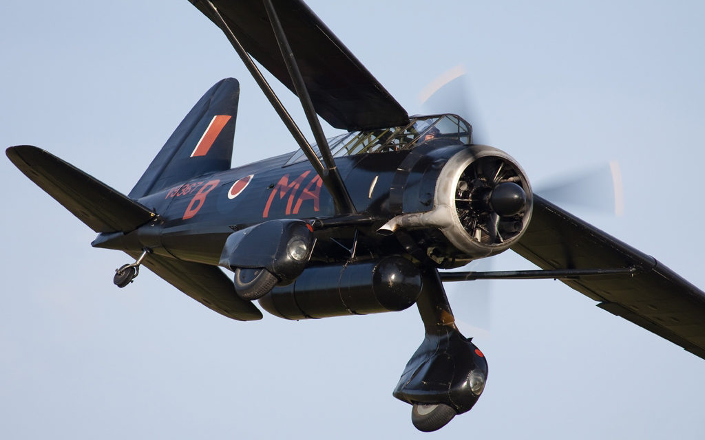 Black Aircraft Week – Day 4