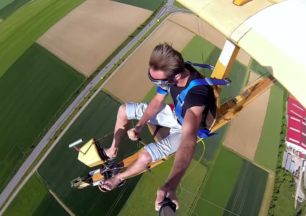 Video – GoPro: Open Air Glider