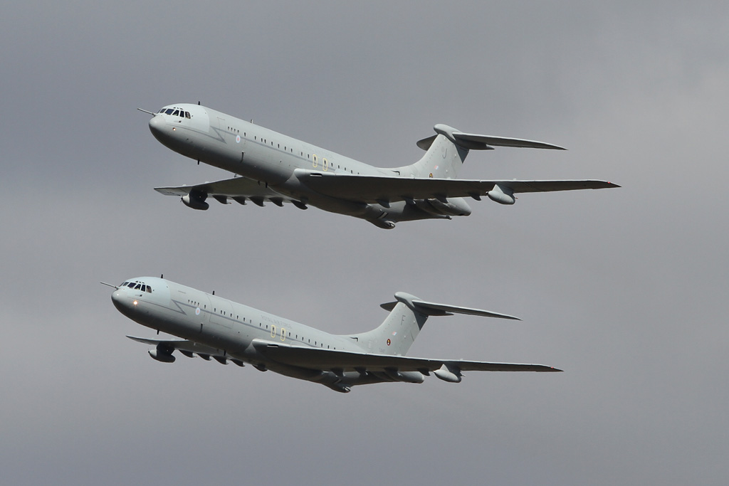 Aviation News – VC10 retirement