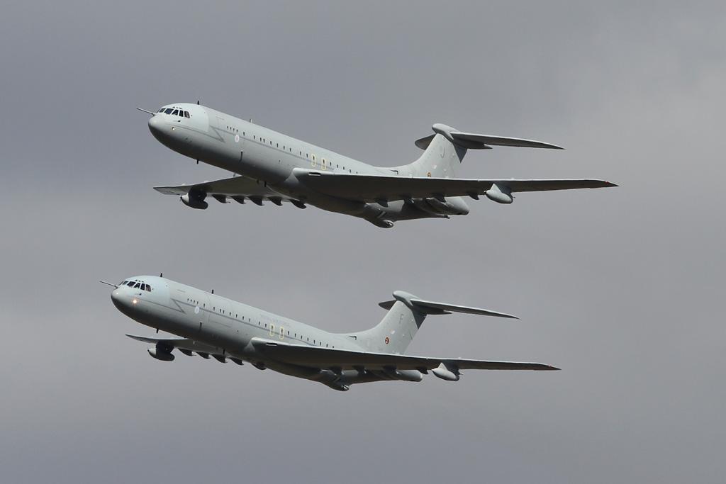 Aviation News – VC10 retirement
