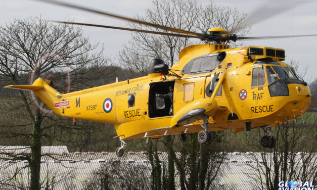 Aviation Event – Sea King HAR3 Return to Flight