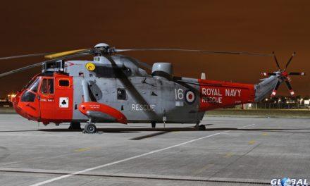 Aviation Event Review – RAF Northolt Night Photoshoot XVIII