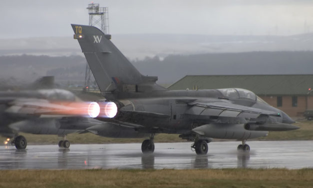 Military Aviation – XV Squadron marks its centenary as the Tornado GR4 flies on
