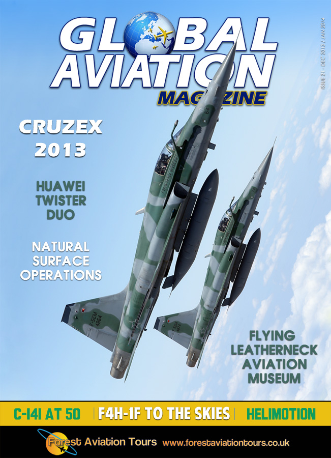 Global Aviation Magazine – Issue 21: December 2013 / January 2014