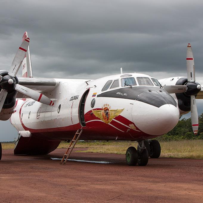 Aviation Feature – Colombia Pt.4 – Selva An-26 Flight from Villavicencio