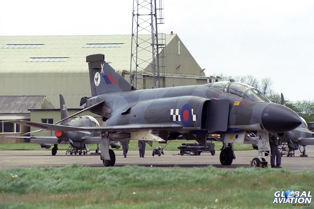 Aviation Feature – RAF Brawdy Open Day, 21 May 1981