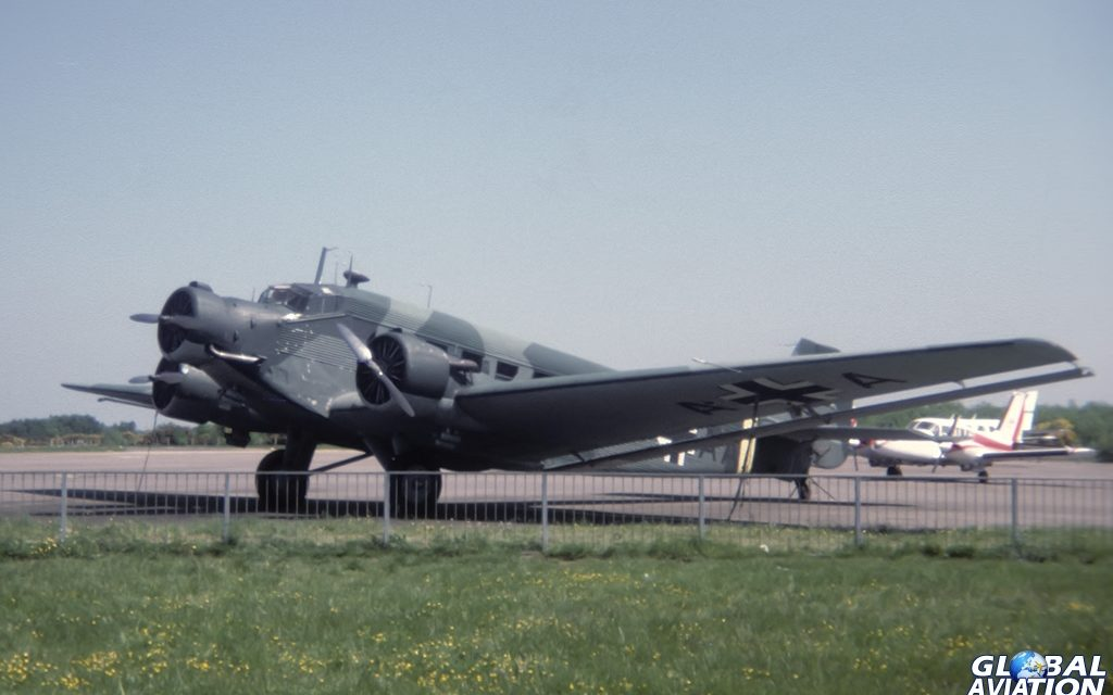 Historic Aviation Nostalgia – Blackbushe 1978-1984