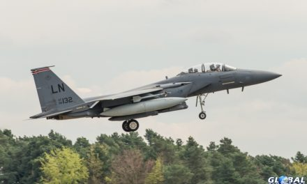 Aviation News – 494th FS return from deployment