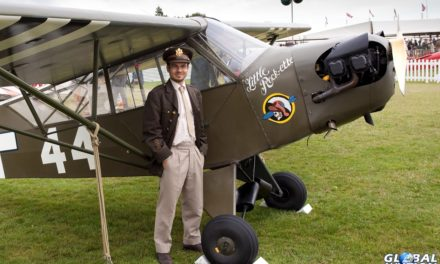 Aviation Event Review – Goodwood Revival 2013