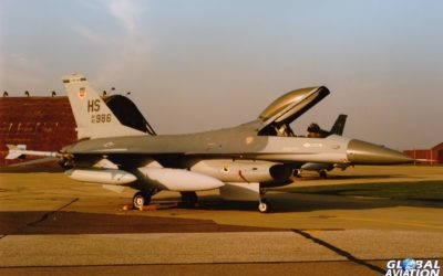 F-16 at 40 – Pt.1 – F-16 Fighting Falcons in TAC/ACC Service