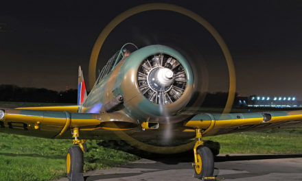 Aviation Event Review – Biggin Hill Heritage Hangar's November Night-shoot