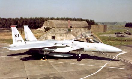 """Military Aviation – """"So, your new jet is called the Eagle?"""""""