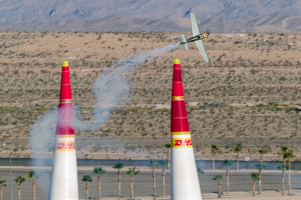 Aviation Event – Red Bull Air Race Las Vegas 2014