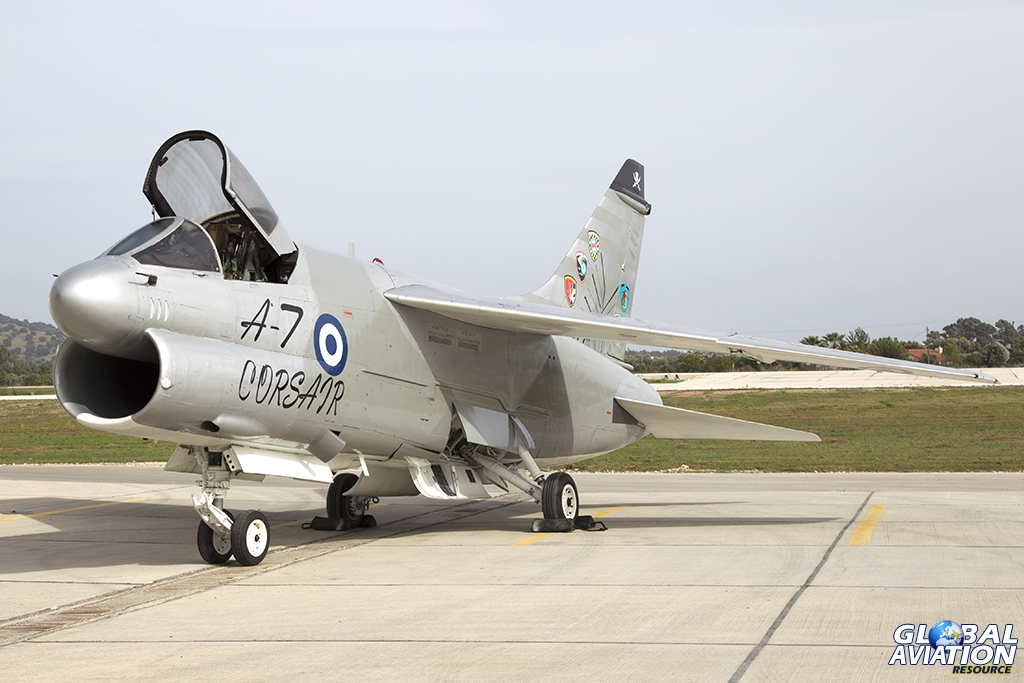 Aviation Feature – Hellenic Air Force A-7 Corsair II Retirement – 16 & 17 October 2014