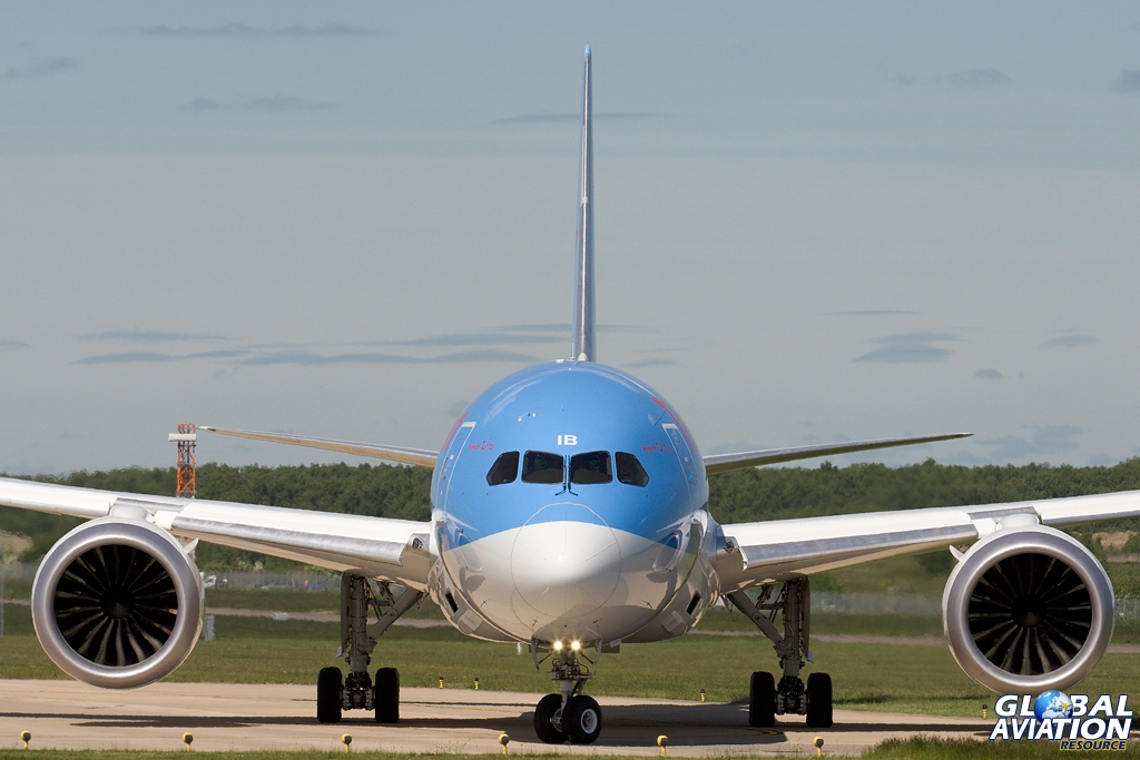 BlogGAR – Glenn Beasley – Thomson 787 Training Flights