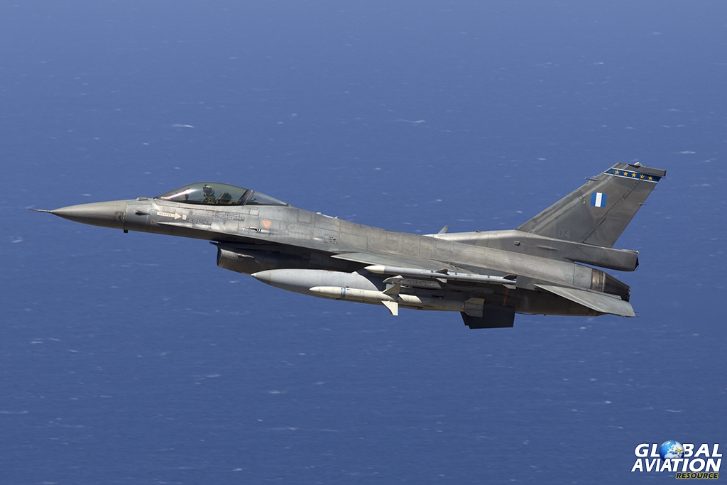 Aviation Feature – Hellenic Air Force 115 Combat Wing