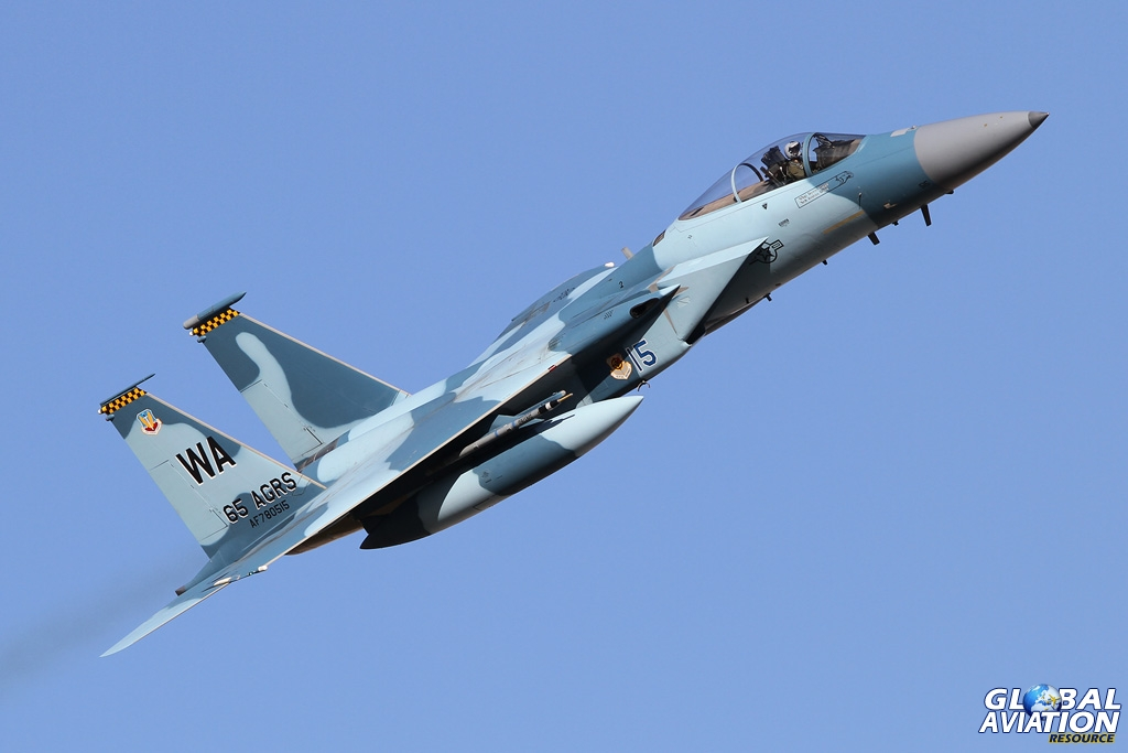 Aviation News – 65th Aggressor Squadron deactivated
